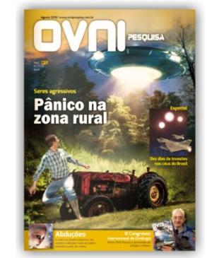 Uma nova revista de ufologia: Ovni Pesquisa