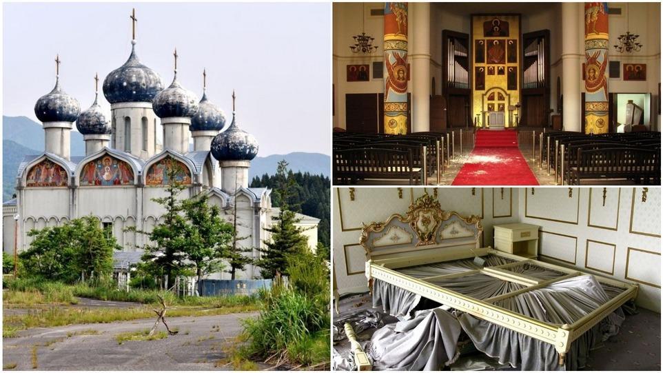 O estranho parque temático russo abandonado no Japão