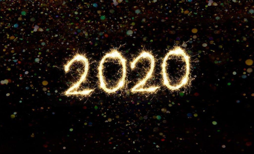 Este não é um post pago.  Feliz 2020!