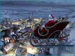 Papai Noel the flash