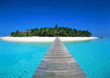 Lugares que eu queria ir – Ilhas Maldivas