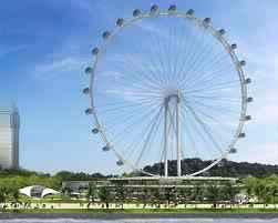 A maior roda gigante do mundo