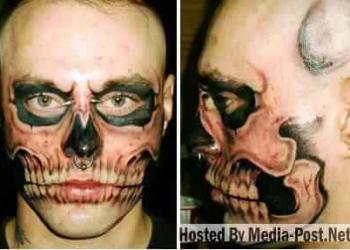 Sessão pesadelo: Caras tatuadas