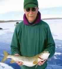 Pescador fisga o mesmo peixe 25 anos depois