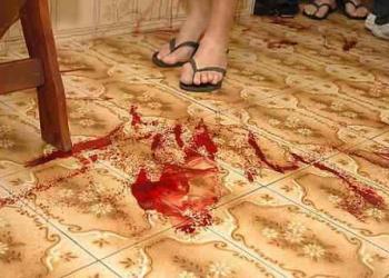 Poltergeist, crime ou pegadinha? O mistério da casa que começou a jorrar sangue.