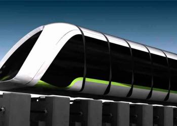Maglev cobra: Trem que flutua promete melhorar o transporte urbano