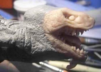 Aqua Rex 4 – Finalização e pintura
