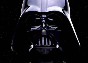 Darth Vader regendo a marcha imperial