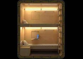 Caixas de dormir?