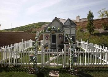 Casa de cachorro ou mansão?