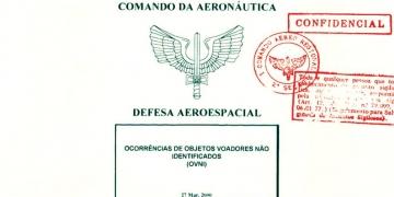 Pacotão de arquivos secretos da Força Aérea Brasileira sobre Ufos – Download aqui