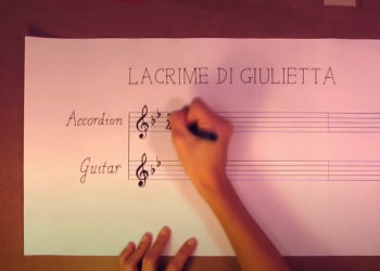 Music Painting – Veja que legal