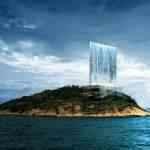 A torre das olimpíadas de 2016