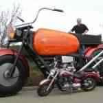 A maior moto do mundo