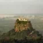 O monastério vulcânico