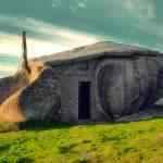 A casa na pedra
