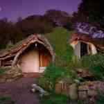Faça sua própria casa de Hobbit