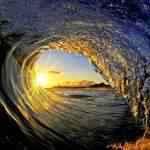 Fotos de ondas lindas