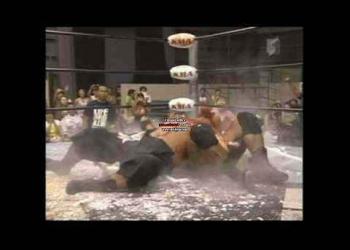 Wrestling – Pancadaria nua e crua?