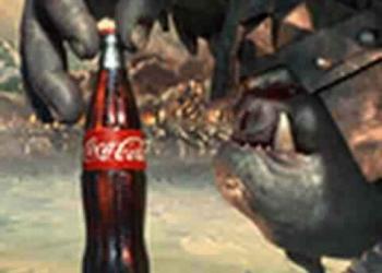 Coca Cola Siege – Muito massa!
