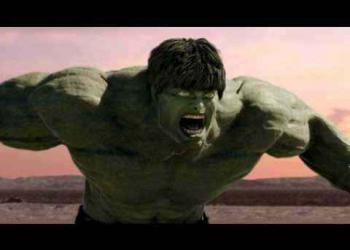 Super-Homem versus Hulk – Animação de um fã de quadrinhos