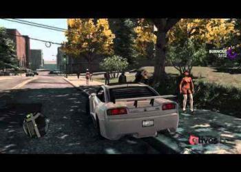 Saints Row  3 – Pra quem acha GTA um passeio no asilo
