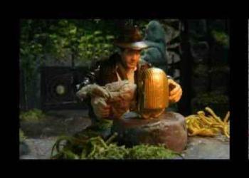 Indyanimation – Animação sensacional pra os fãs do Indiana Jones