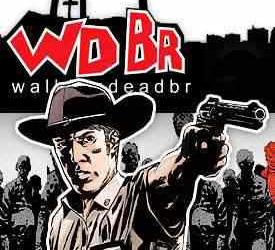 É nóis no Walking Dead Brasil