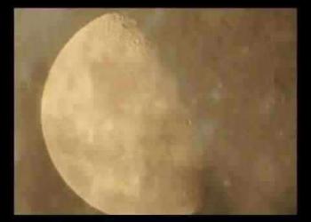 A Lua da minha casa