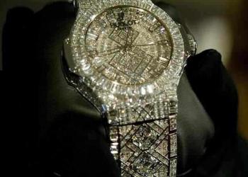 Será este o relógio mais caro do mundo?