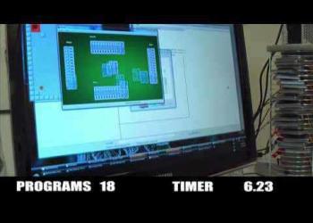 Supercomputador caseiro da samsung