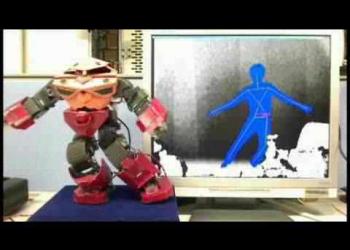 Kinect e o robô