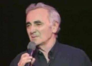 Charles Aznavour in Rio – Eu quero ir!