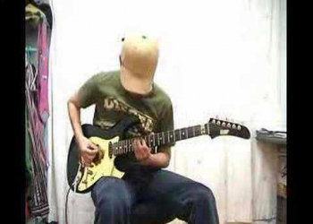 Eu queria saber tocar guitarra assim
