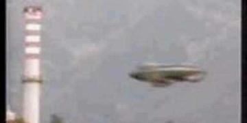 Teste militar com tecnologia dos UFOs?