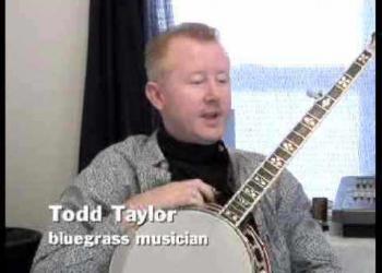 """""""The Flash"""" – o Tocador de banjo"""