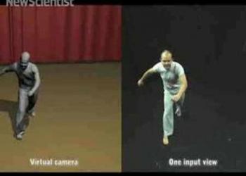 Surge um sistema revolucionário de motion capture