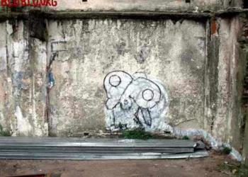 MUTO – Animador grafiteiro sinistro