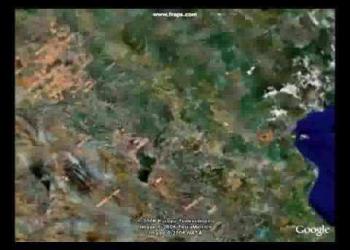 "Os lugares mais ""gumpers"" do Google Earth"
