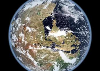 O planeta Azul