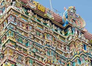 Meenakshi Amã – O templo do exagero
