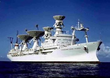O navio mais cabuloso do mundo