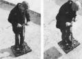 A incrível plataforma levitadora de Viktor Grebennikov