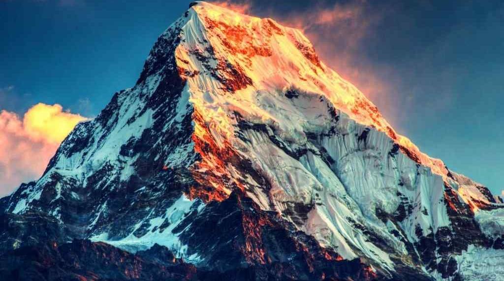 O cemitério do Everest