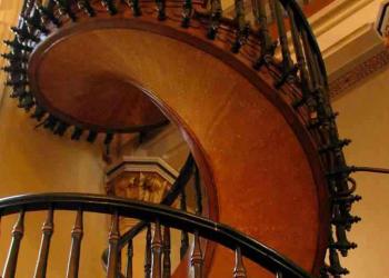 A incrível escada de São José