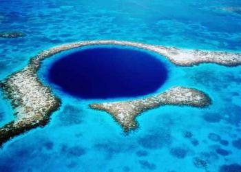 Mergulho no buraco azul