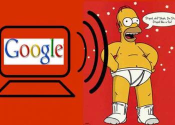 O Google e a sacanagem
