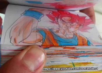 Superman Versus Goku