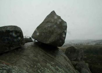 A pedra que não é pedra