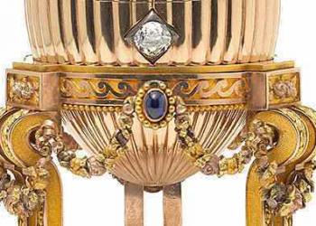 A melhor páscoa da vida dele: vendedor de sucata acha Ovo Fabergé de R$ 47 milhões!